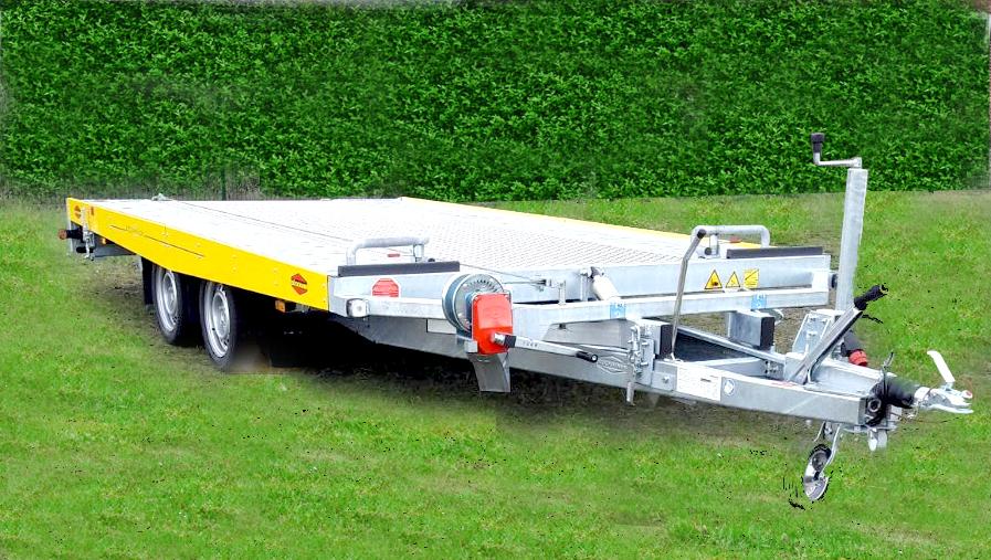 pkw mietanhaenger trailer als Drakenburg nienburg